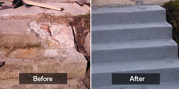 damaged stairs before&after2